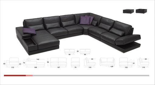 Luxusné účkové sedačky, rozmery a detaily sedačky Caserta