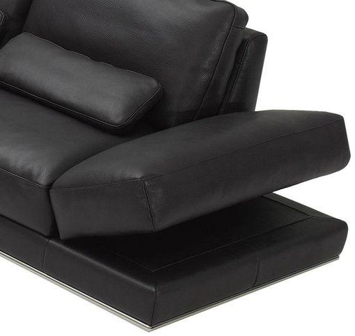 Kožená sedačka Caserta