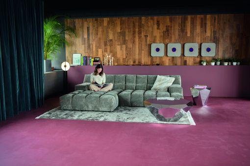 Rôznorodosť farieb na sedačky nemá hraníc. Pohodlné sedačky v látkovom prevedení a v nadčasovom duchu. Do obývacej izby ako stvorený každý jeden model tohto drahokamu v sedačke.