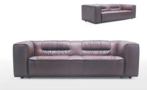 Kožená sedačka Rodos