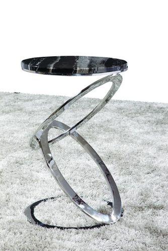 Príručný stolík s mramorom CE572