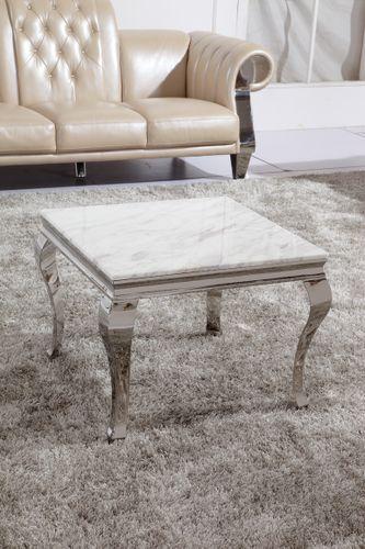 Príručný stolík s mramorom CE963