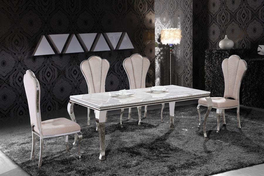 Jedálenský mramorový stôl Dante