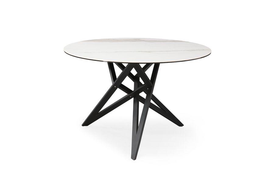 Jedálenský stôl z Keramiky ROUND 01