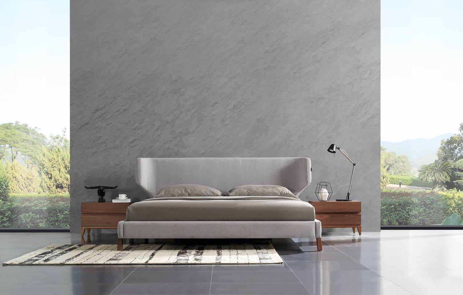 Kožená posteľ 25