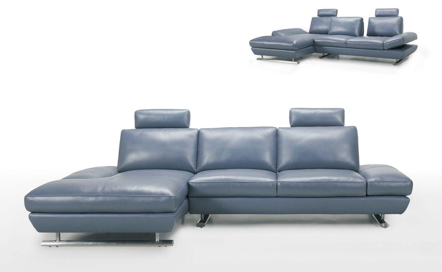 Kožená sedačka Bari