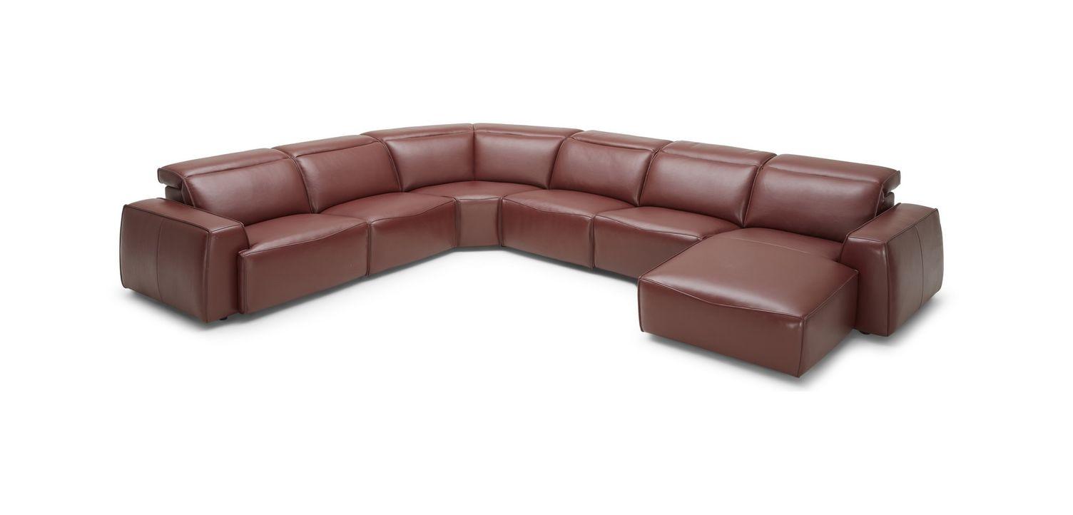 Kožená sedačka TPS5327