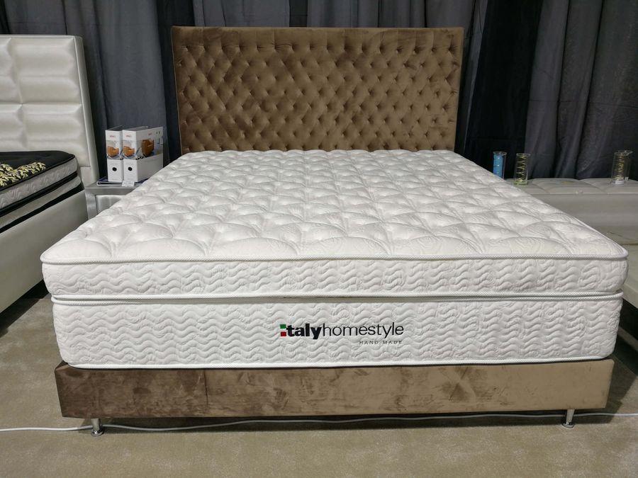 Manželská posteľ Chesterfield - konti