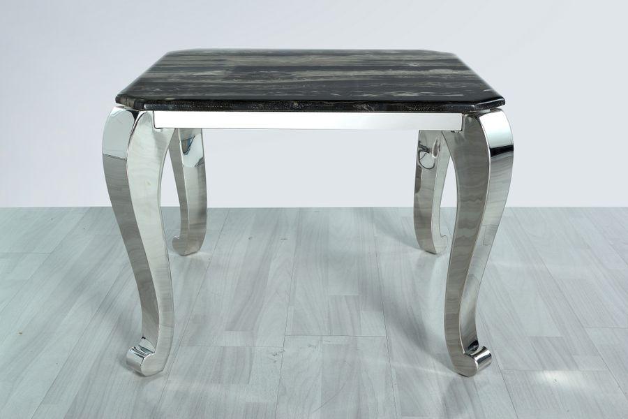 Príručný stolík s mramorom CE921